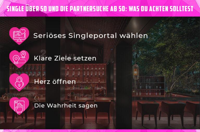 Partnersuche ueber 50