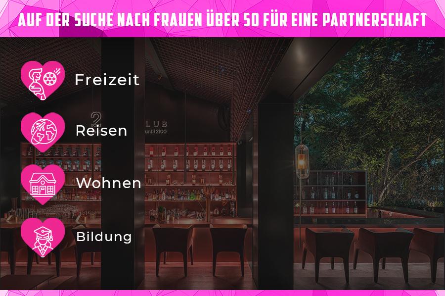 Frauen uber 50 partnersuche